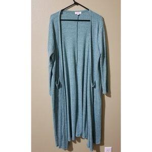 EUC XL Lularoe Sarah Long Sweater